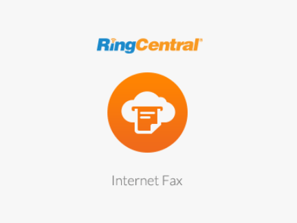 RingCentral, your online faxes to printer without a click