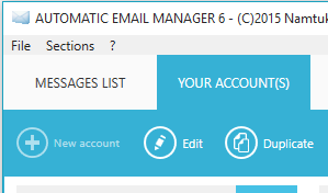Add new gmail account